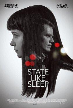 state like sleep poster