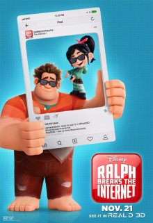 wreck it ralph poster real3d