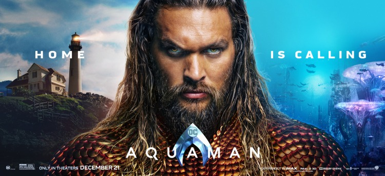 aquaman billboard