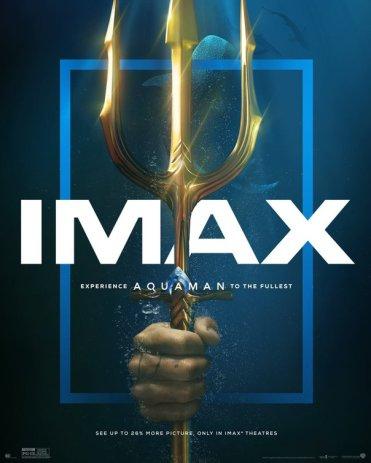 aquaman imax poster 2