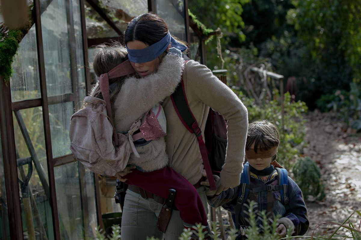 Bird Box – Marketing Recap