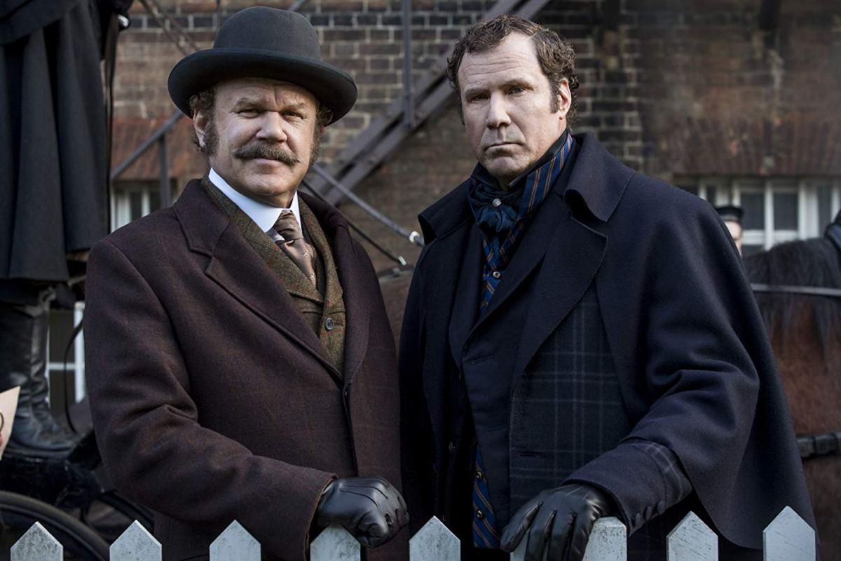 Holmes and Watson – MarketingRecap