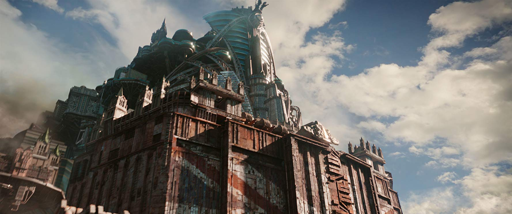 Mortal Engines – Marketing Recap
