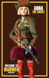 welcome to marwen poster 3