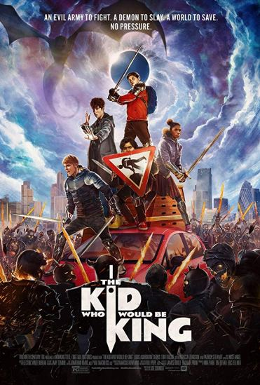 kid who would be king poster 2
