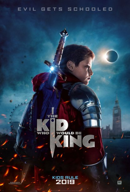 kid who would be king poster