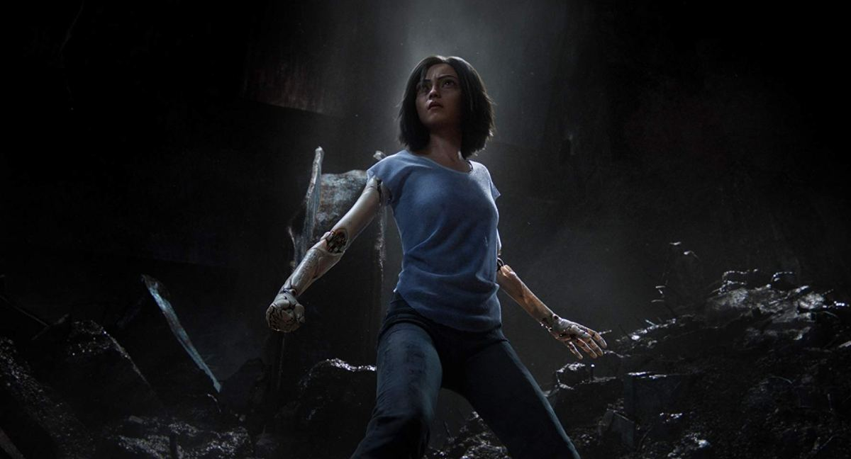 Alita: Battle Angel - Marketing Recap