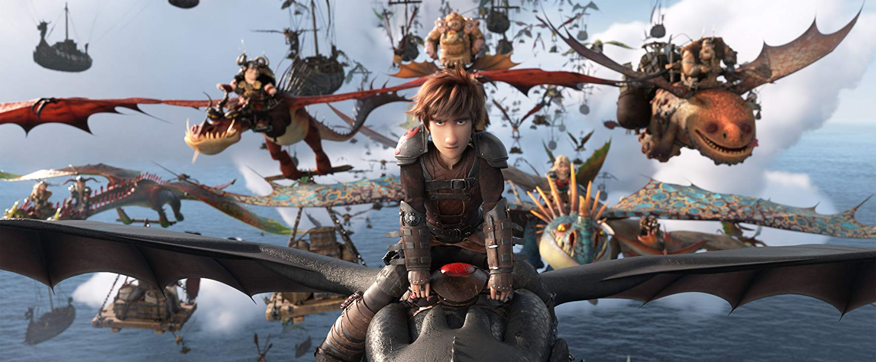 How to Train Your Dragon: The Hidden World – Marketing Recap