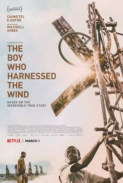 the boy who harnassed the wind poster