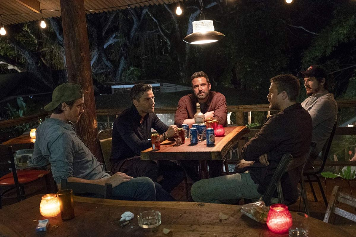 Triple Frontier – Marketing Recap
