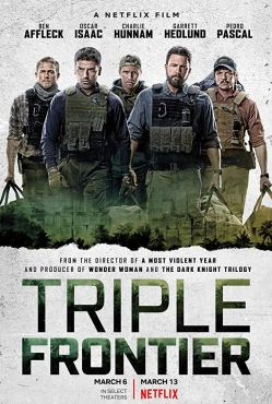 triple frontier poster7
