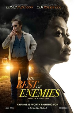 best of enemies poster 2