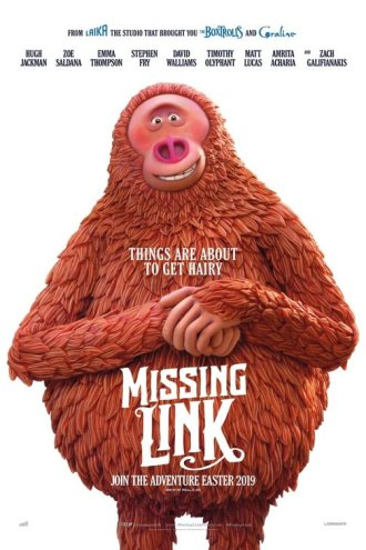missing link poster 2