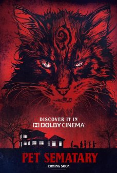 pet semetary poster dolby