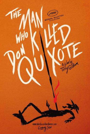 the man who killed don quixote poster 2