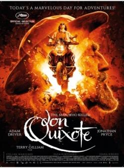 the man who killed don quixote poster 3