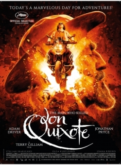 the man who killed don quixote poster 3