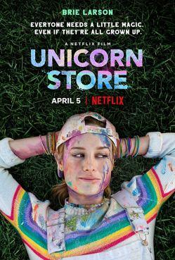 unicorn store poster