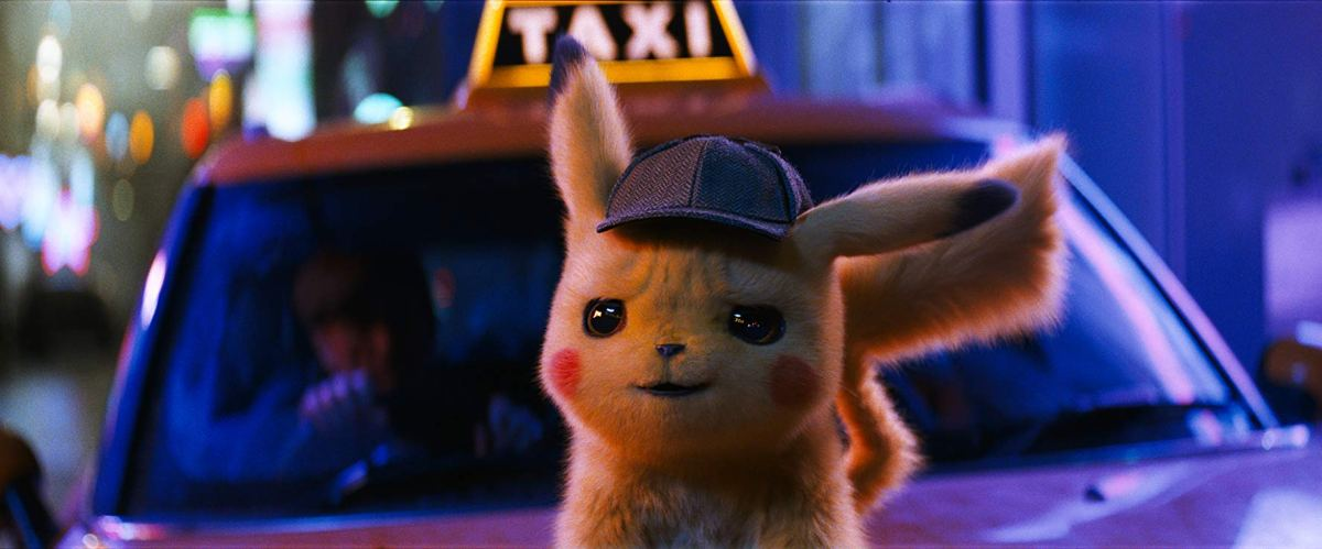 Pokemon: Detective Pikachu – MarketingRecap