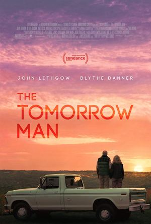 tomorrow man poster