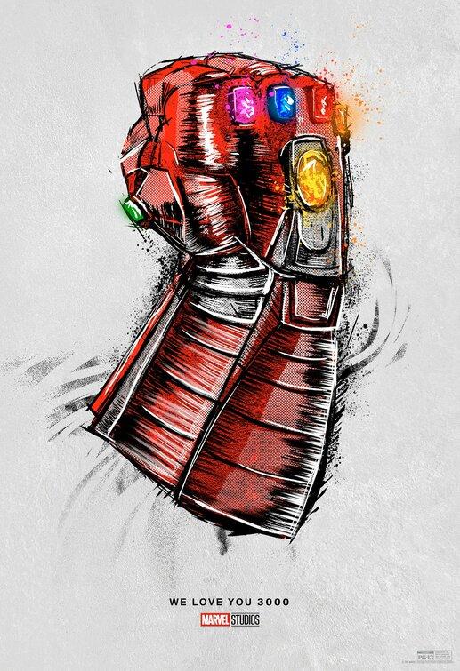 avengers endgame rerelease poster