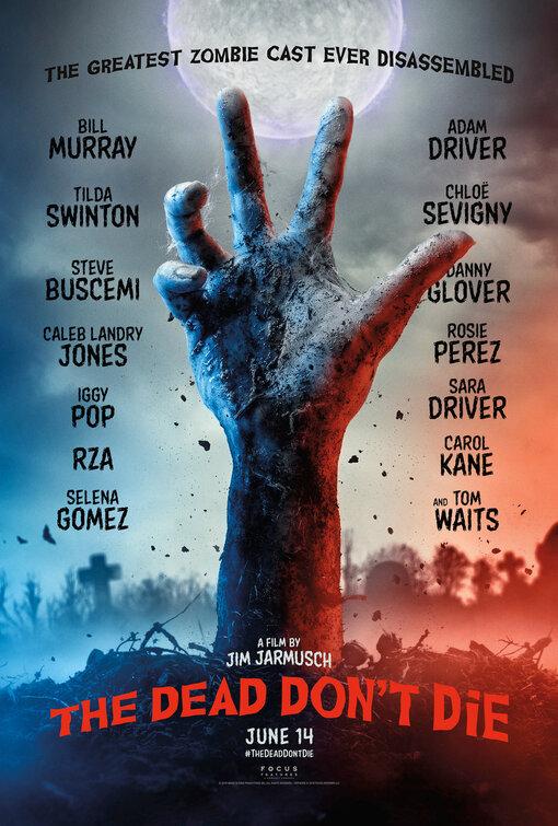 dead dont die poster