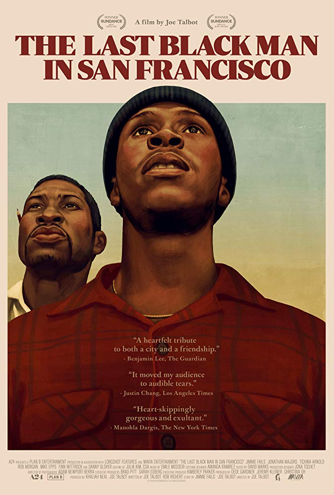 last black man in san francisco poster 2