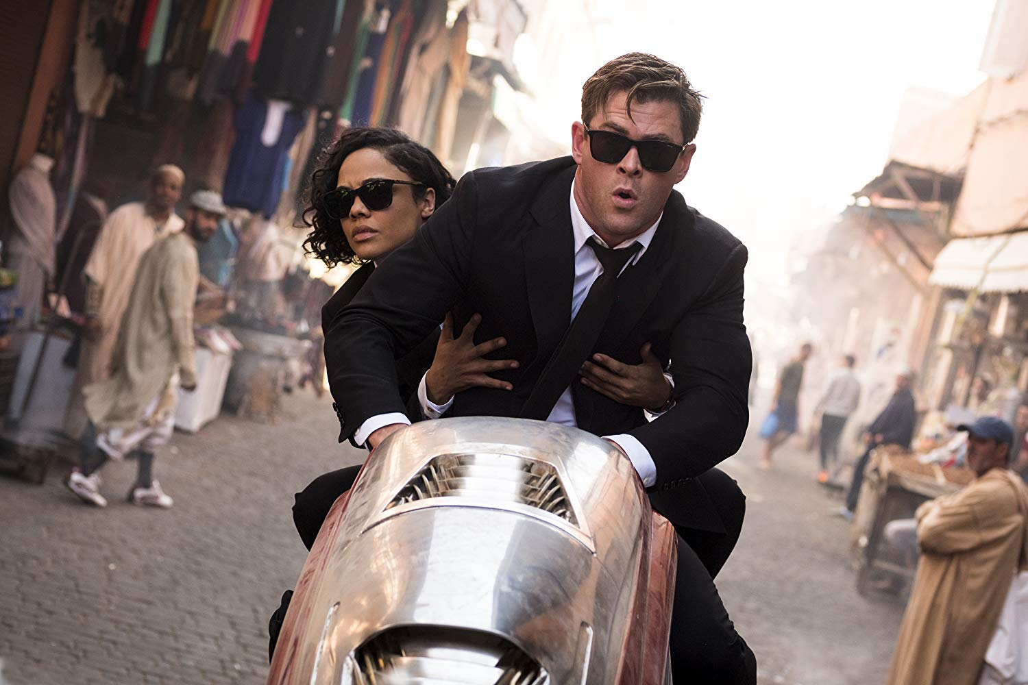 Men In Black: International – Marketing Recap