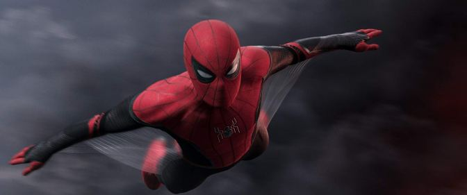 spider-man far from home pic