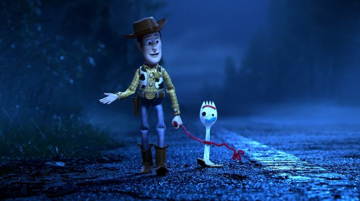 toy story 4 pic