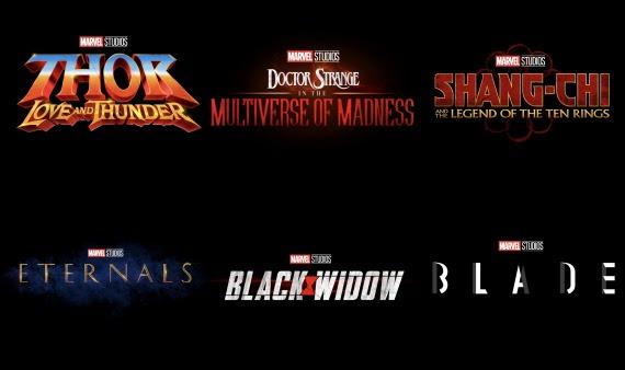 marvel studios comic con 2019 thor doctor strange black widow shang chi eternals blade