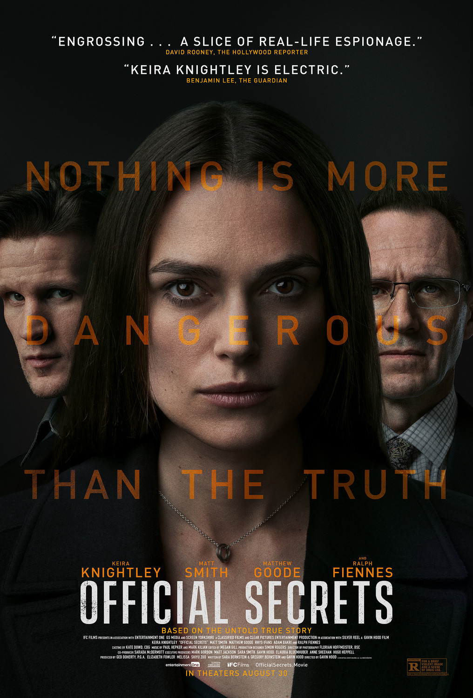official secrets poster