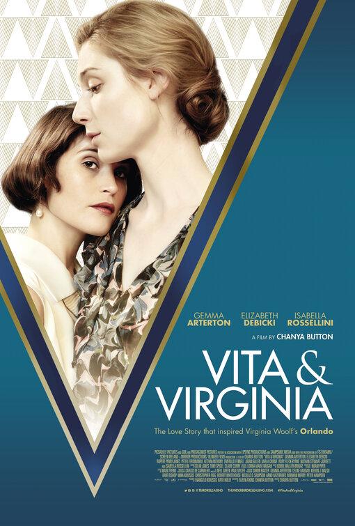vita and virginia poster