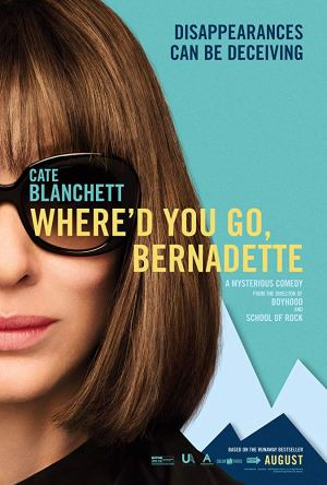whered you go bernadette poster
