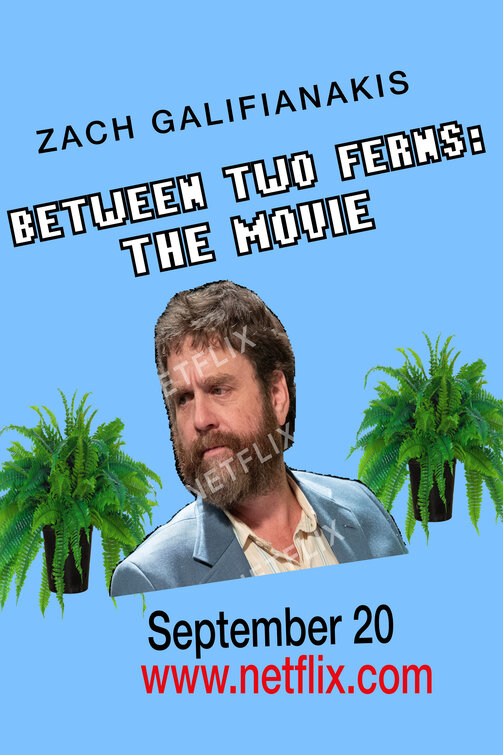 between two ferns poster