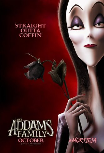 addams family poster 10