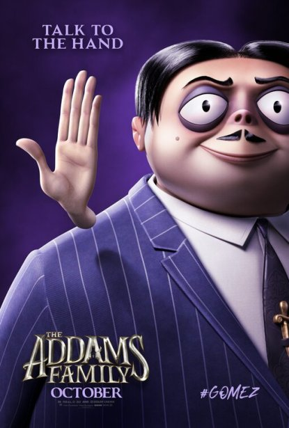 addams family poster 3
