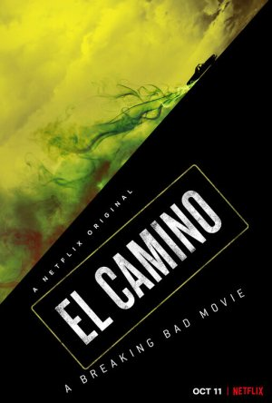 el camino breaking bad poster