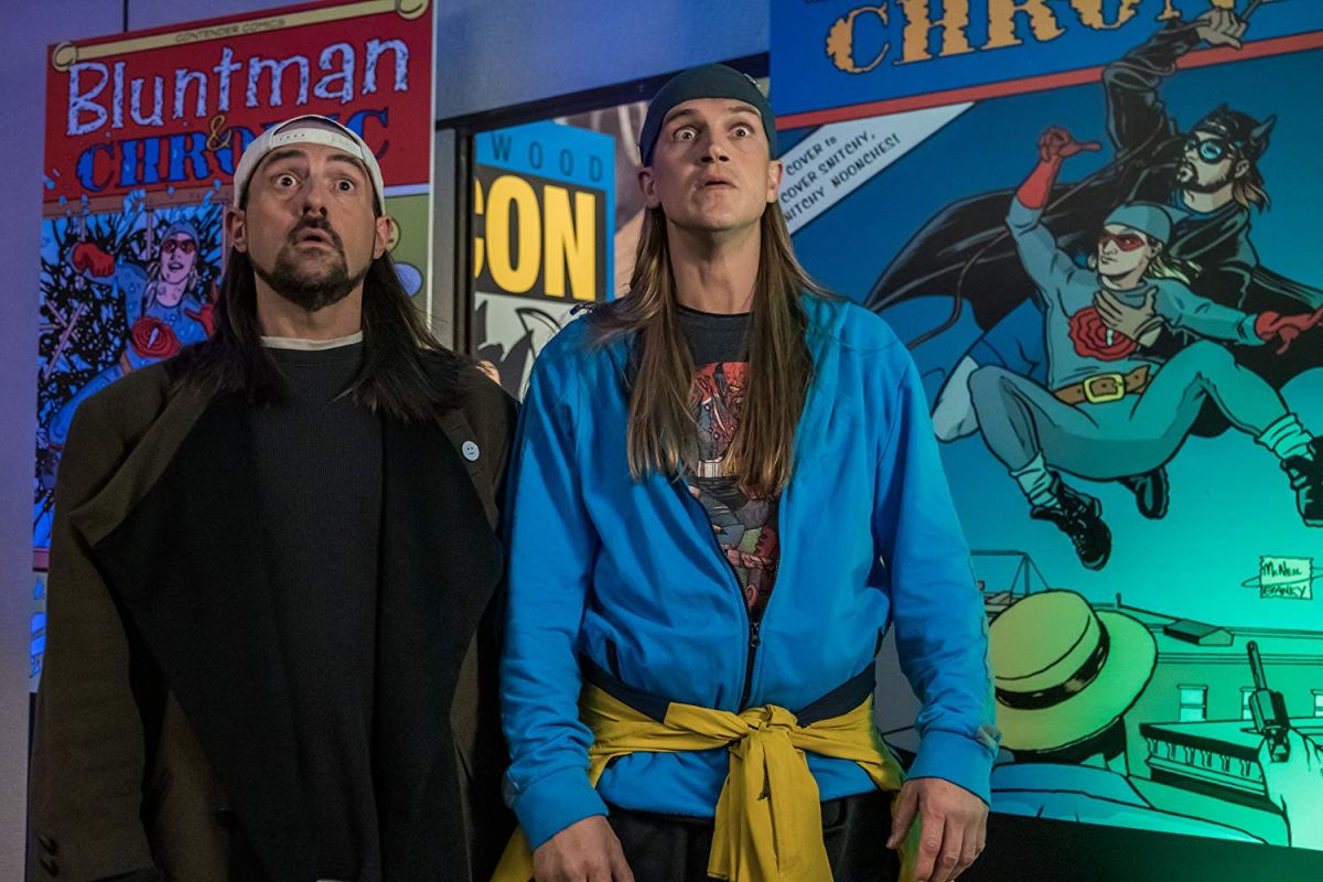 Jay and Silent Bob Reboot – Marketing Recap