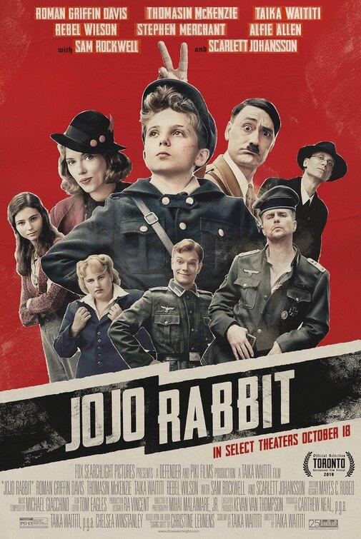 jojo rabbit poster 2