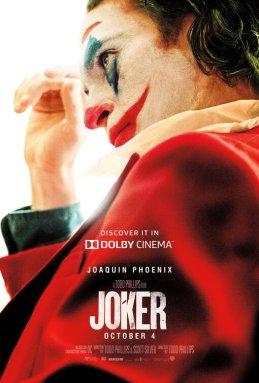 joker poster dolby