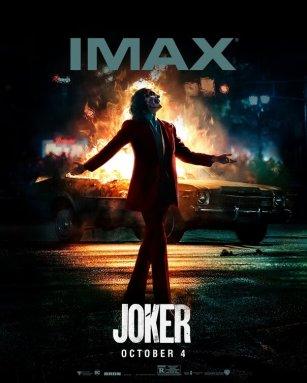 joker poster imax