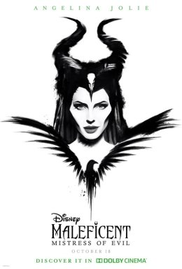 maleficent 2 poster dolby
