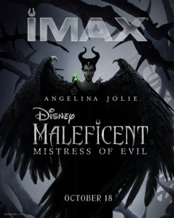 maleficent 2 poster imax