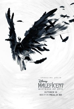 maleficent 2 poster reald3d