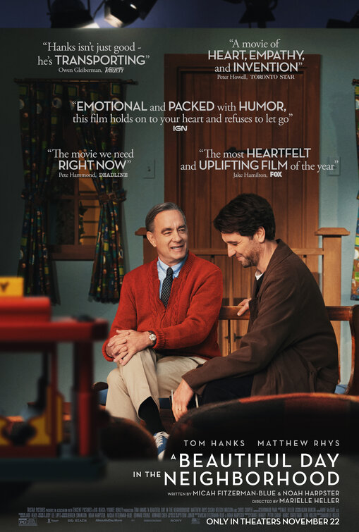 a beautiful day in the neighborhood poster 3