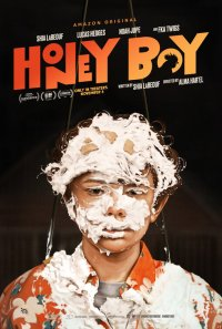 honey boy poster 1