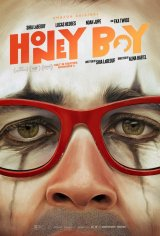 honey boy poster 2