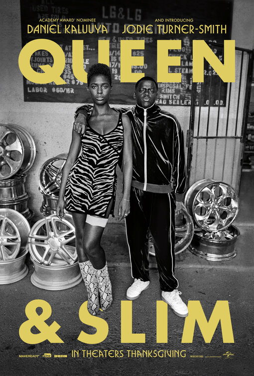 queen and slim poster