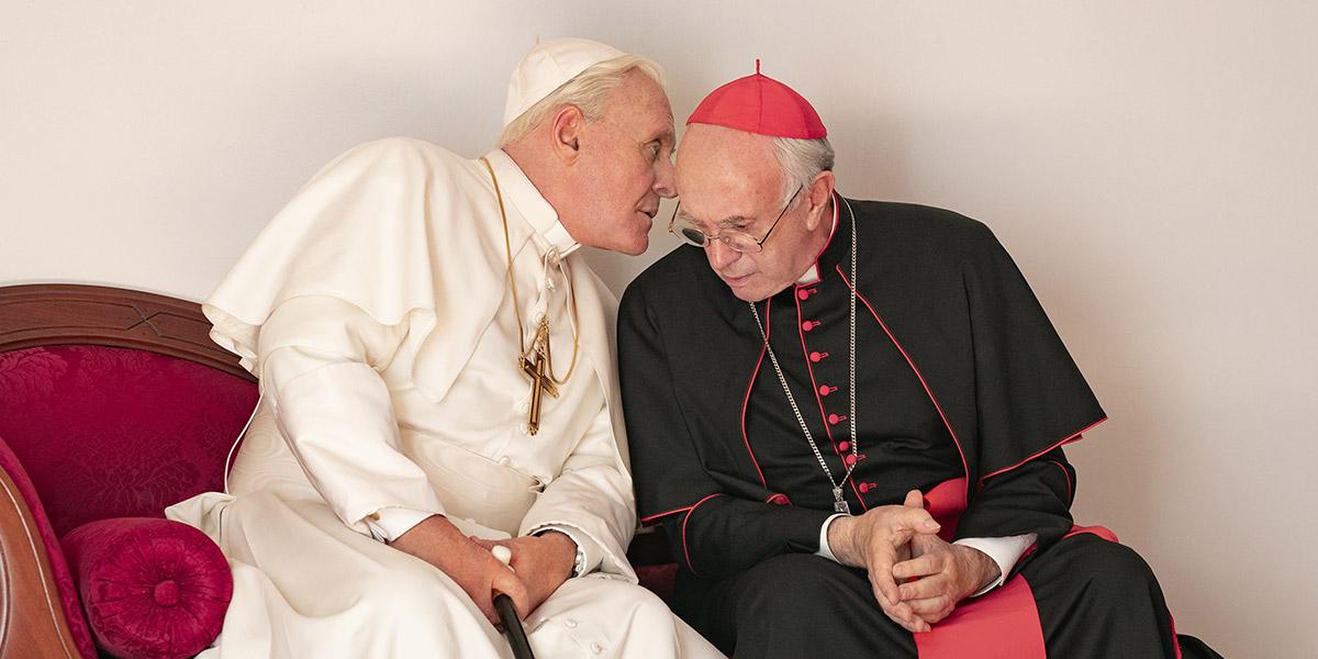 The Two Popes – MarketingRecap